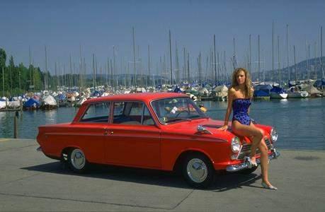 ford cortina d'occasion  Recherche de voiture d'occasion  Le Parking